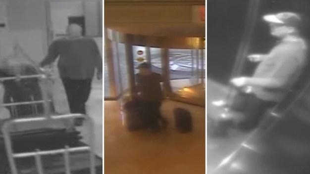 Revelan videos de actividad de Paddock previo al tiroteo