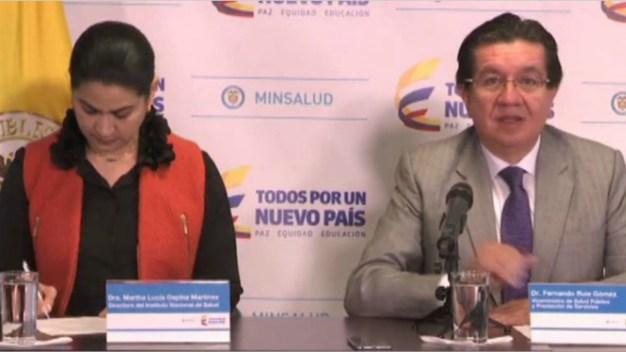 Colombia da por cerrada epidemia de Zika en el país