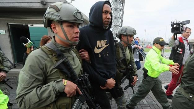 Exfutbolista es arrestado por cargos de narcotráfico