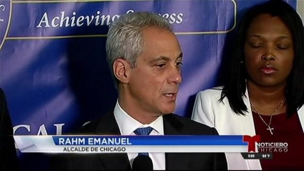 Padres y líderes de Chicago reaccionan a la posible huelga de maestros