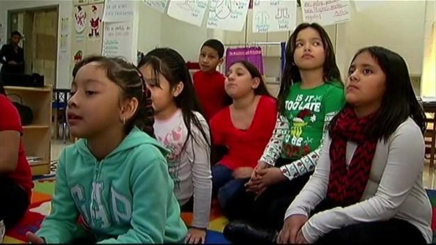 Tutorías para aprender inglés en escuelas de Chicago