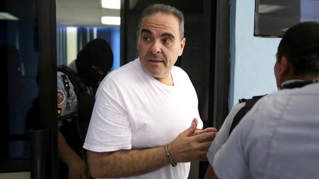 Otra condena de cárcel para expresidente de El Salvador