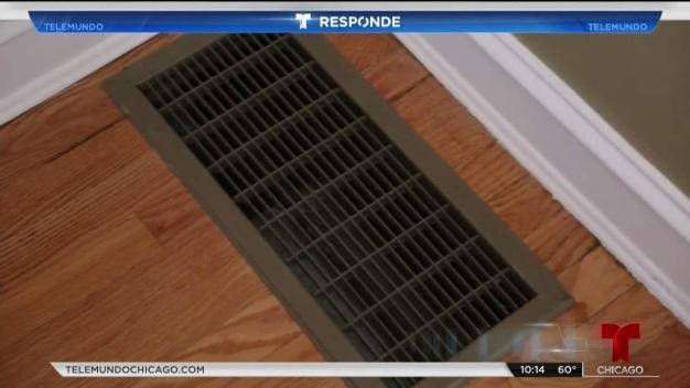 Ayudamos a televidente que se quedó sin caldera ni calefacción