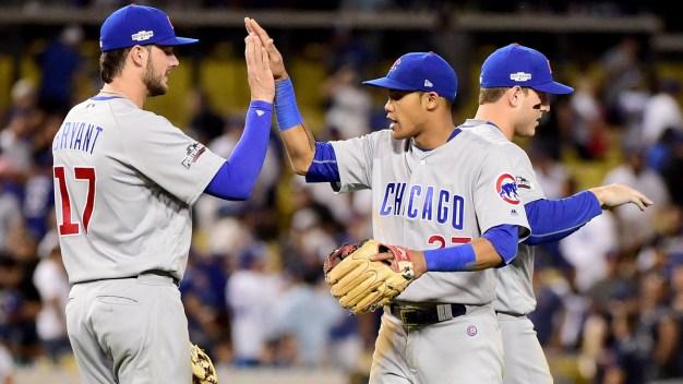 Energía joven de los Cubs es la clave de su éxito