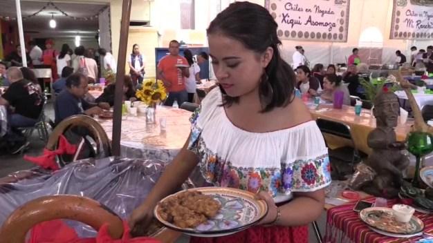 Chiles en nogada, platillo que sabe a historia de México