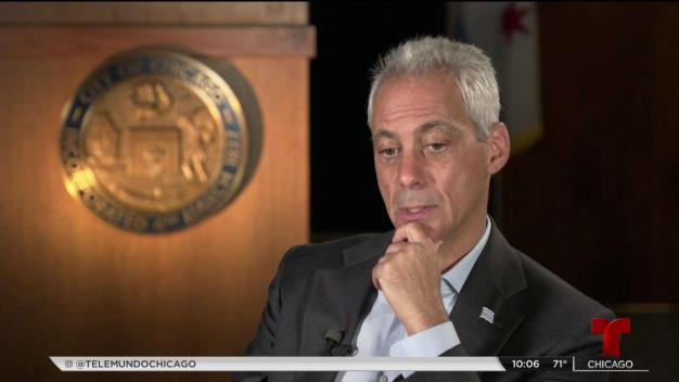 ¿Por qué el alcalde Emanuel no volverá a postularse?