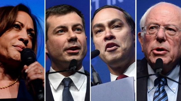 Demócratas detallan en un foro sus planes migratorios