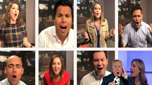 'Goooool': Telemundo Chicago intenta nivelar a Andrés Cantor}
