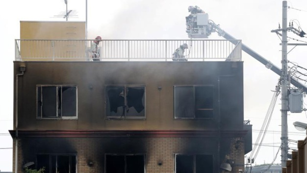 """""""¡Mueran!"""": incendio provocado deja muertos en Japón"""