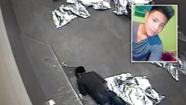 Polémico video: menor detenido agoniza antes de morir