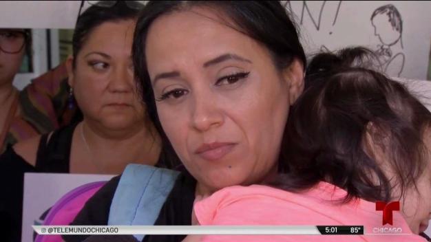 Ruegan parar deportación de padre de niña con leucemia