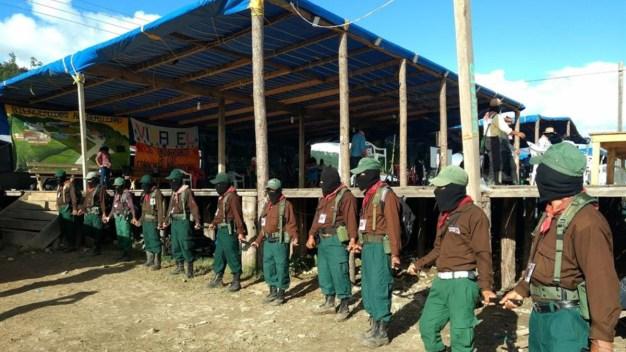 Ejército Zapatista asume control de 11 nuevos territorios