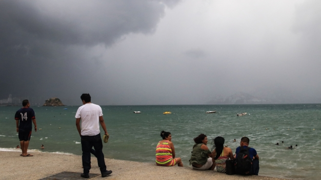 Fuertes lluvias afectarán parte del sur de México