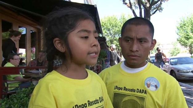 La niña mexicana que aboga por los inmigrantes