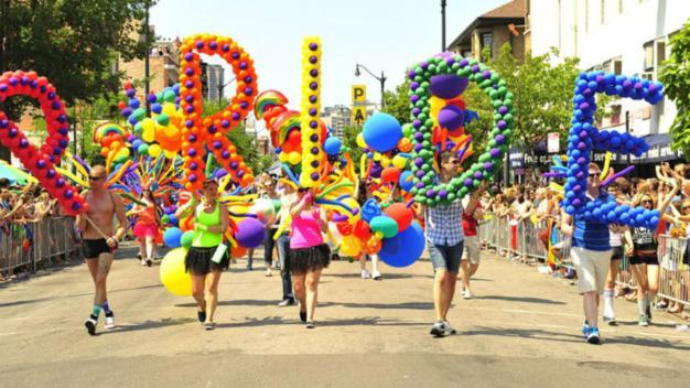 Eventos para festejar el Orgullo Gay en Chicago