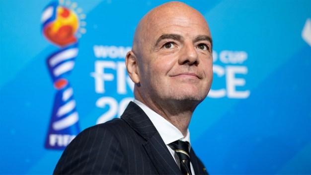 Las cinco propuestas del presidente de la FIFA para el fútbol femenino