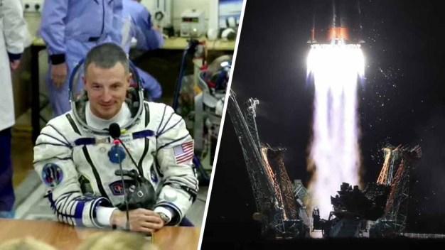 Cápsula rusa llega a Estación Espacial Internacional