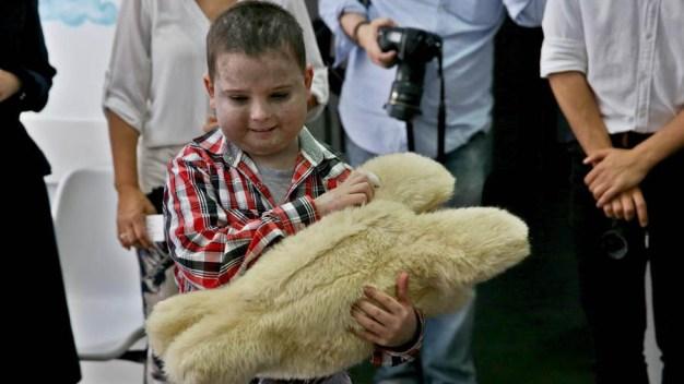 La nueva mascota robot para niños enfermos de cáncer