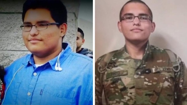 Hispano baja más de 100 libras en 9 meses para ingresar al ejército