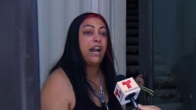 La India llora conmovida por la situación en Puerto Rico