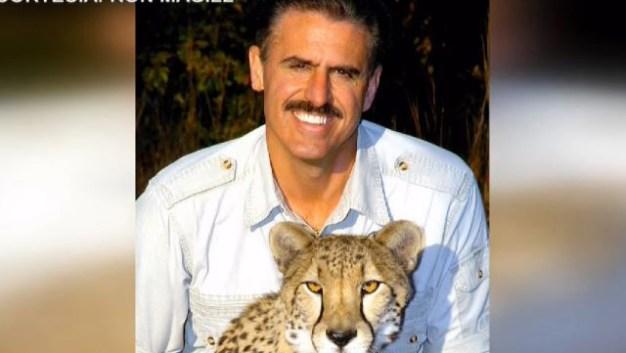 Cómo hacen el amor los animales según Ron Magill}