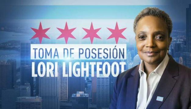 Toma de posesión de Lori Lightfoot: lo que debes saber