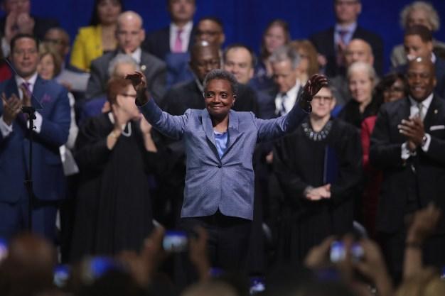 En español: discurso inaugural de la alcaldesa de Chicago Lori Lightfoot