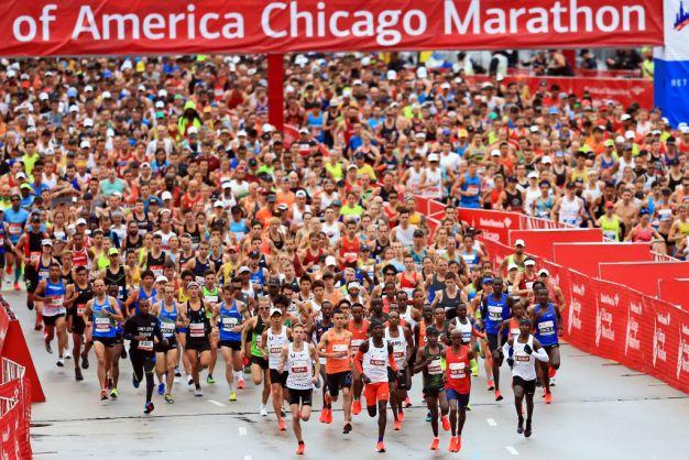 Mira aquí nuestra cobertura del Bank of America Chicago Maraton 2018}