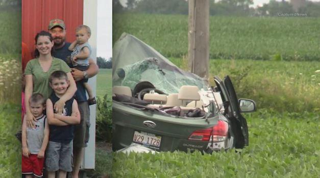 Acusado conductor tras muerte de embarazada y 3 hijos