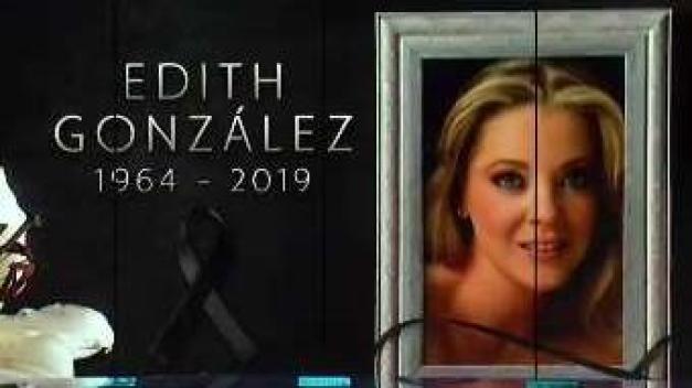 Desgarrador: cómo despidieron a Edith González