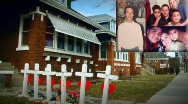 Subastan casa de familia mexicana asesinada en Gage Park