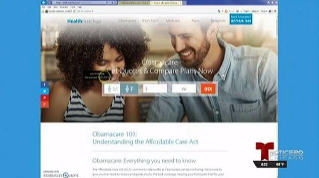 Aumenta tarifa del Obamacare en IL