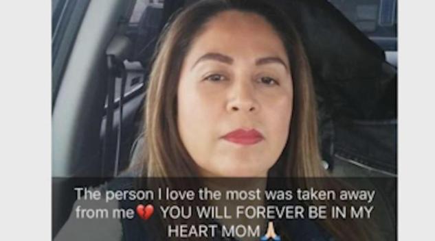 Crece apoyo por madre de La Villita baleada a muerte