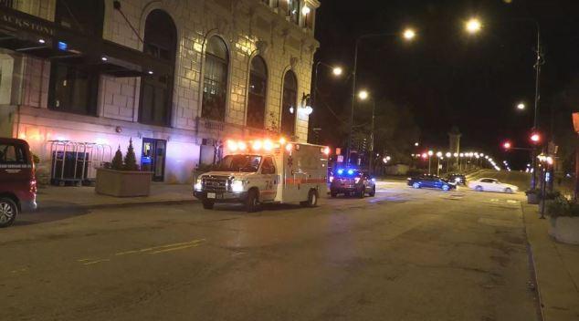Ola de robos armados en el centro de Chicago y Grant Park