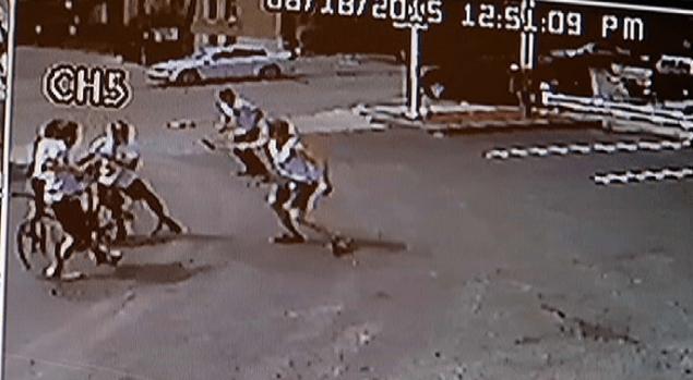 Captado en Cámara: Salvaje golpiza en Wicker Park