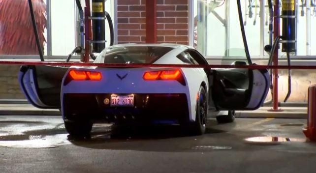 Policía: joven intentó robar un Corvette y acabó baleado en La Villita
