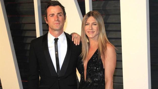 Jennifer Aniston y su esposo anuncian separación