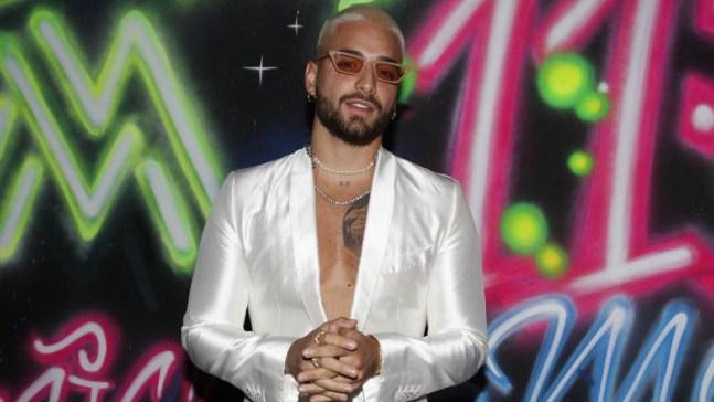 Maluma realiza fiesta por lanzamiento de nuevo álbum