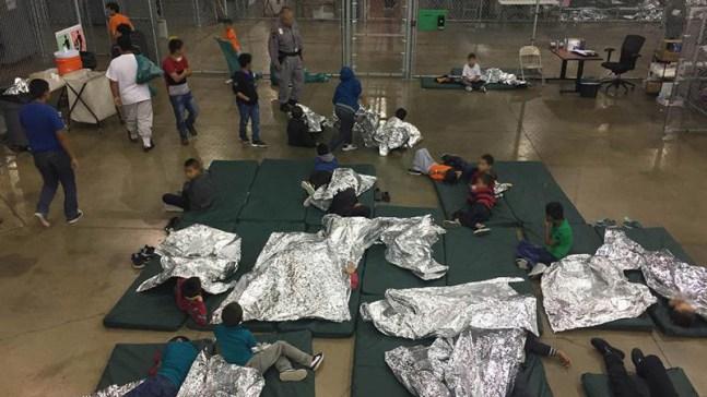 """Presidente: """"EEUU no será un campo de inmigrantes"""""""