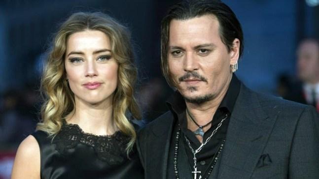 Johnny Depp y Amber Heard: se acaba el amor