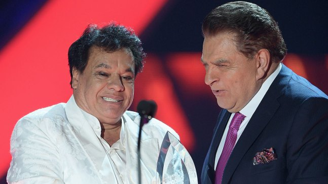 Don Francisco recuerda con cariño a Juan Gabriel