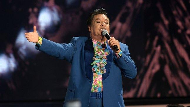 México abre Bellas Artes a Juan Gabriel
