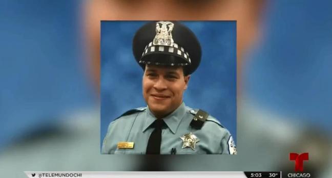 [TLMD - Chicago] Familia llora la muerte de oficial abatido en el Hospital Mercy