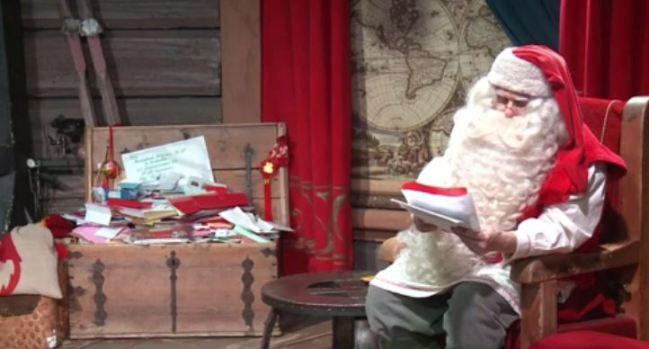 [TLMD - NATL] Cartas y visitantes en la Villa de Santa