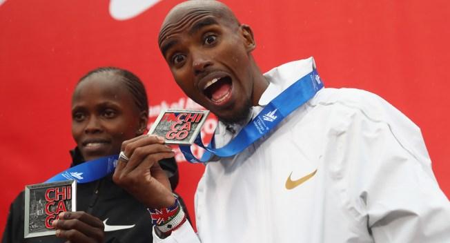 Los atletas élite del Bank of America Chicago Marathon
