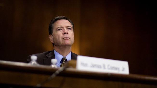 Afirma Donald Trump que James Comey era