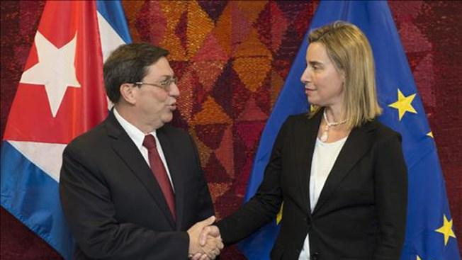 Cuba y la UE celebrarán negociaciones
