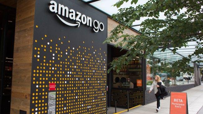 Amazon anuncia inéditas tiendas sin cajeros en Chicago