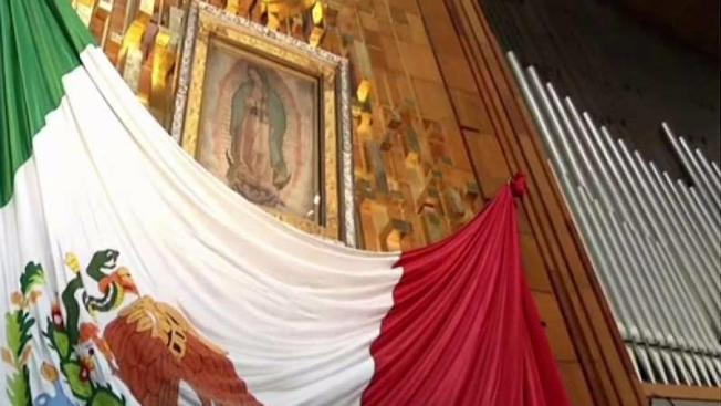 El papa Francisco celebra a la Virgen de Guadalupe