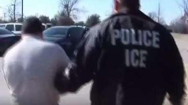 Arrestos de ICE aumentaron durante el año 2018